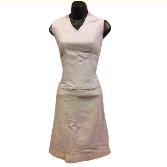 kelita Original Dresses & Skirts - Kelita Original Lavender Wool A-Line Dress